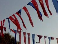 vinyl flags
